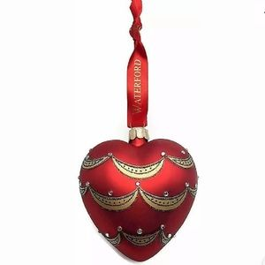Waterford Holiday Heirlooms Christmas Ornament